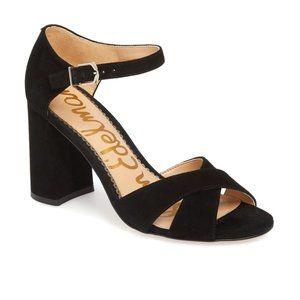 Black Sam Edelman Orlane Sandals Sz. 9M / 39 Heels